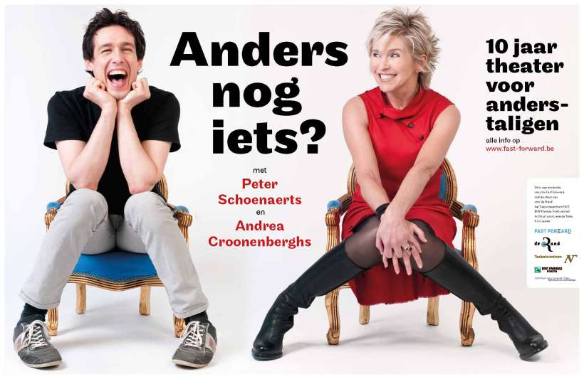 Anders nog iets affiche